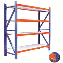 Cold Rolled Steel Middle Duty Warehouse Rack Storage