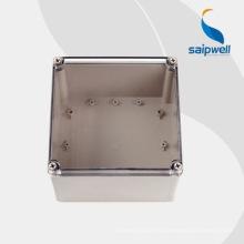 IP65 Пластиковая водонепроницаемая электрическая распределительная коробка 200 * 200 * 130 мм