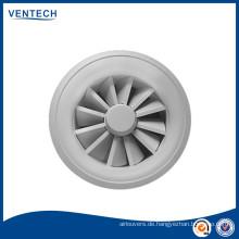 Variable Luftverteiler Vent Wirbel