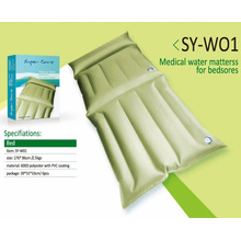 OEM color box medical Inflatable water bed price for bedsore SY-W03