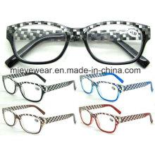 Fashionable Colorful Eyewear Reading Glasses (MRP21656)