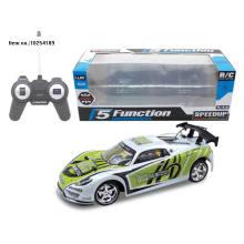 5-канальный пульт дистанционного управления автомобиль игрушки с чейнджером батарея (1: 14)