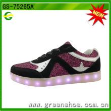 Gute Sellilng leuchten Schuhe aus China Factory (GS-75265)