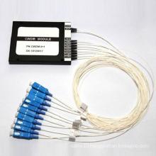 100g Hz CWDM/Wdm Multiplexer Mux and Demux Module