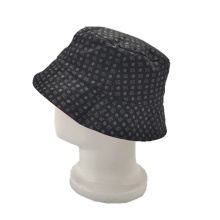Wholesale custom fashion high quality 100% polyester bucket hat