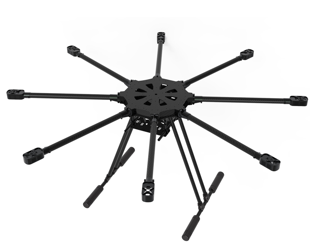 Multi-rotors Tarot X8 Octocopter Build Kit
