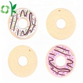 FDA Teething Donut Silicone Chew Teether for Baby