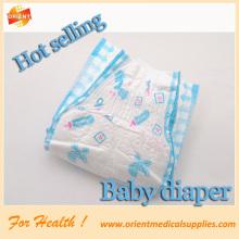Pañales desechables para bebés Pañales para bebés con sueño