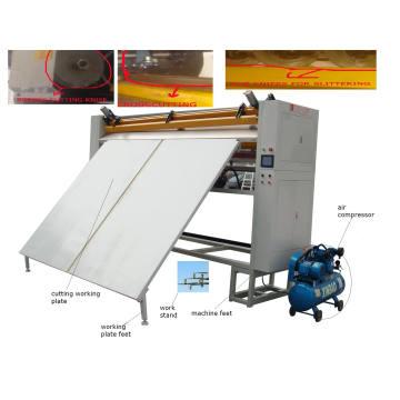 Chine de Machine textile découpe panneau