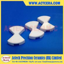 Válvula de disco de cerámica Zirconia y alúmina pulida