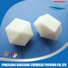 PP PE Plastic Rhombus Covering Ball&hollow polyethylene balls