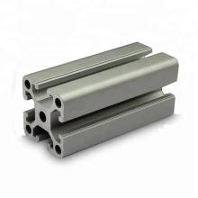 40X40 Silver anodized t slot aluminum extrusion profile