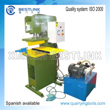 3 Functions Stone Pressing Machine for Granite Curb