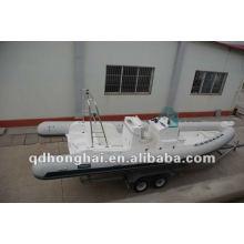 Top rib730 Hypalon oder pvc Schlauchboot