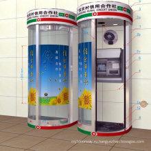 Кабина безопасности банкомата
