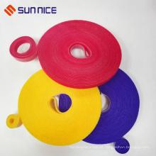 Bestsell gancho de nylon ajustável e remendos de loop