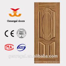 Interior PU infilling wood molding door