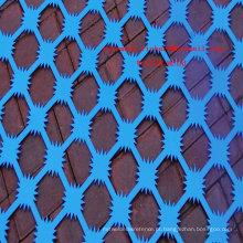 China folha de metal perfurada galvanizada chapa de metal perfurada galvanizada fábrica
