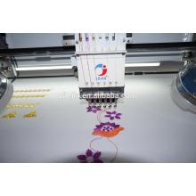 Máquina de bordar computadorizada plana multi-heads, strass + espessura