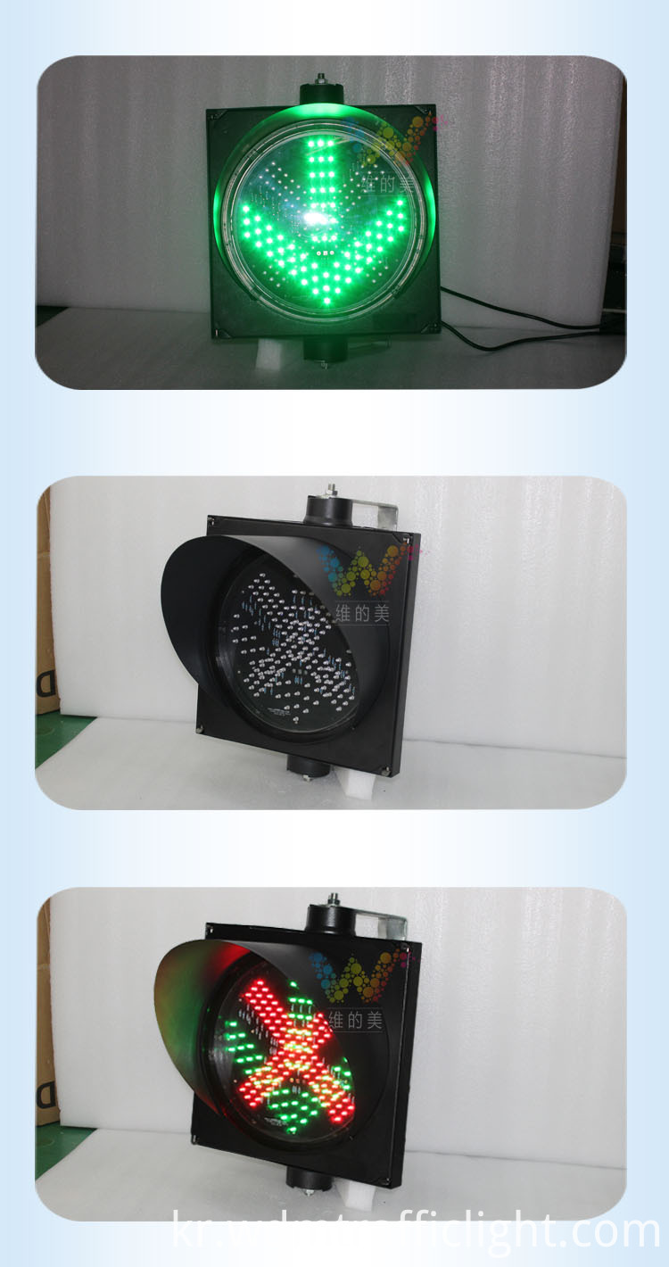 300mm traffic warning light-5