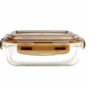 Lunch Box de conservation de la chaleur en verre