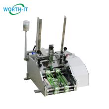 High Speed Card Flow Wrapper , Counting 500PCS/Hour Auto Card Feeder Card Feeding Machine