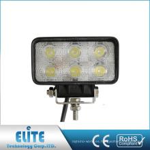 Luces de conducción auxiliares llevadas certificadas de alta intensidad de Ce Rohs al por mayor
