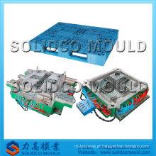 Molde plástico da injeção da pálete, molde recicl do logístico do HDPE
