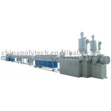 HDPE silicone core pipe extrusion machine / plastic machine