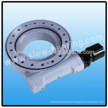 Enclosed Housing slewing drive SE9 with hydraulic motor small slew drive great price worm drive