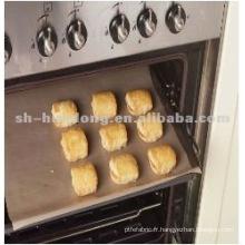 -Collage non réutilisable BBQ cuisson Liner