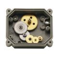 Dn25 2 voies 1 pouce en laiton Cr2 01 DC12 / 24V Contrôleur de vanne motorisé à balles électriques