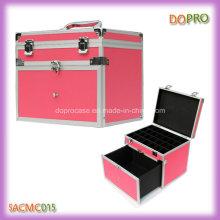 Cor rosa manipular estilo profissional da caixa caso prego (sasc015)