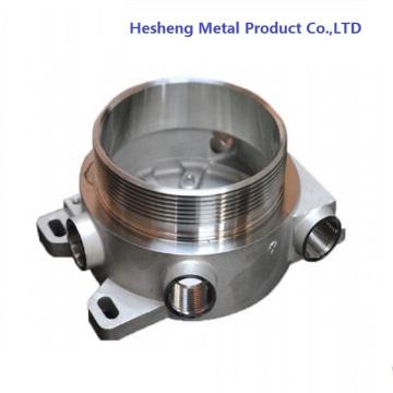 Peças sobressalentes de usinagem de precisão de aço inoxidável