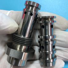 Carretel de peças da válvula hidráulica após polimento de espelho