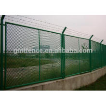 Colorful Expanded Plate Mesh Fence