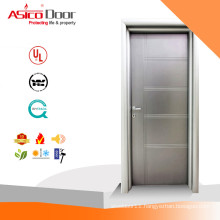 ASICO Steel Fire Rated Single Flush Door With UL Listed