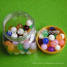 Круглые Пластиковые бусины/DIY широкий бусины