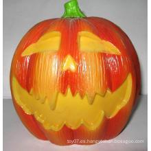 Gran venta de plástico partido de Halloween decoración de calabaza de educación de los niños de juguete