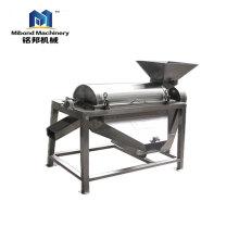 Fruit industriel de pulpage de fruit industriel de machine professionnelle de batteur de raisin de vente chaude