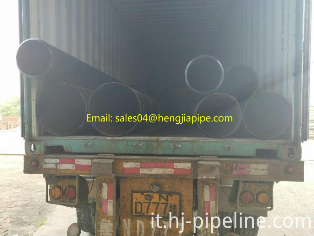 SANS 719 Grade B steel pipes