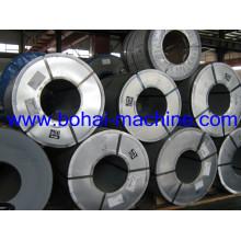 Bobinas de chapa de acero Bohai para la construcción