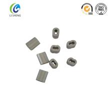 Us type hourglass aluminium steel