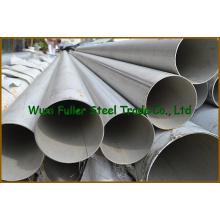 Tubo de aço inoxidável sem emenda ASTM A269 TP304