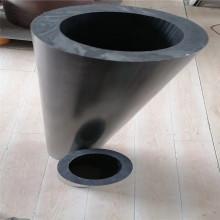 PEEK LF30 Tubo de PTFE de grafite de fibra de carbono