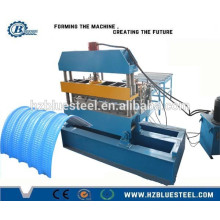 China Manufactures Hydraulic Metal Roof Sheet Bending/Cutting/Curving/Crimping Machine