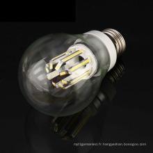 Lumière élevée d'ampoule de filament du poulain E27 B22 6W / 8W de poulpe de lumen