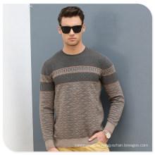 2017 новый стиль 100% кашемир мужской свитер Puyuan Китай