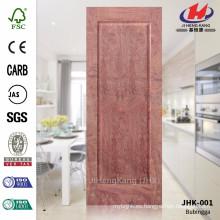 JHK-001 Perfecto 1 Panel Buena Diseño Natural Rosewood Veneer Chinese Dinning Room Hoja de la puerta