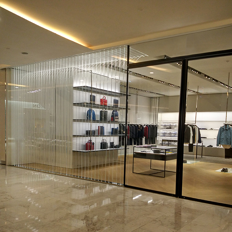 Acrylic Store Decoration Dior 2